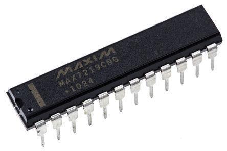 dil-24 écran commande, 8-Digit Max7219cng-DEL Display Driver
