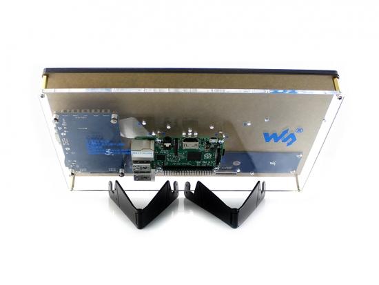 waveshare 10 1 1024x600 display mit hdmi vga composite. Black Bedroom Furniture Sets. Home Design Ideas